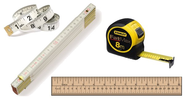 Image result for measuring length equipment